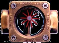 Photo of Gunmetal Sight Flow Indicator