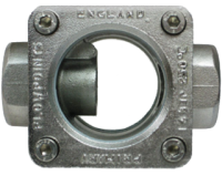 Photo of Type P Flanged, Screwed, Socket Weld