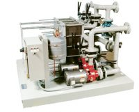 Photo of Sentry Cooling Water Isolation Skid (CWIS)